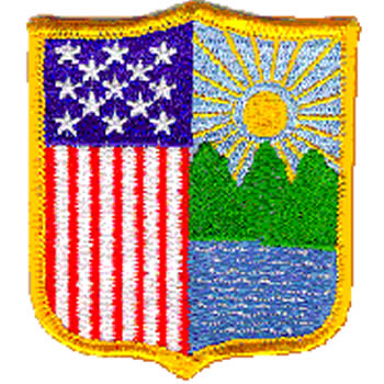 New York Guard Patch