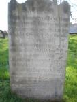 Christopher Close (1786), Winston, Durham