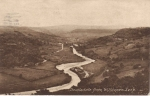 Swaledale, Yorkshire - From Willances Leap