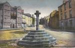 Askrigg, Yorkshire - The Cross