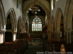 Aysgarth, Yorkshire - The Church of St Andrew - Inside View