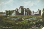 Middleham, Yorkshire - Middleham Castle
