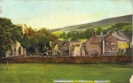 Middleham, Yorkshire - Coverham Abbey