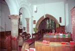 Crosby Garrett, Westmorland - The Church of St Andrew - Inside View