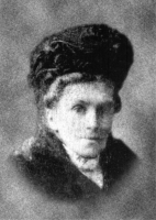 Catherine Close (1841) around 1900