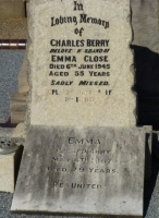 Charles Berry Close (1889) and Emma Clarke (1888), Crystal Brook, South Australia