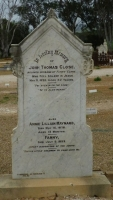 John Thomas Close (1853), Annie Lillian Maynard Close (1877) and Fanny Close (1893), Laura, South Australia