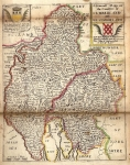 Cumberland and Westmorland in 1715