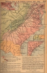 Southern American Colonies from 1607 to 1760