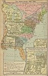 The United States of America from 1783 to 1803