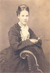 Amelia Smith (1856) around 1885