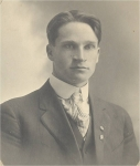Horace Cecil Close (1885) around 1910