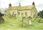 Downholme, Yorkshire - The Church of St Michael