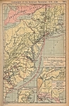 Campaigns of the American Revolution from 1775 to 1781